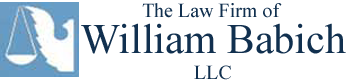 The Law Firm of William Babich, LLC Header Logo